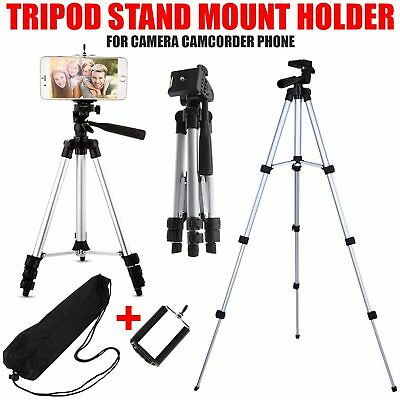 Pro Stretchable Camera Tripod Stand Mount Holder for iPhone Samsung Mobile Phone