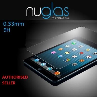 Nuglas Tempered Glass Screen Protector For iPad Air/ 2 3 4 Mini Pro12.9 10.5 9.7