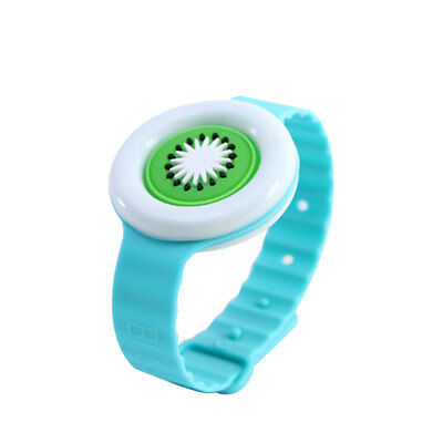 Random Style Rubber Anti Mosquito Bracelet Lovely Reusable Safe Pest Control