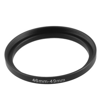 Self-repairing cameras 46 mm to 49 mm in Step Up filter adapter Q1T6