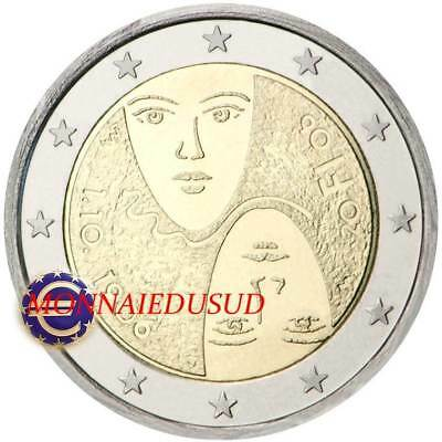 2 Euro Commémorative Finlande 2006 - Suffrage Universel