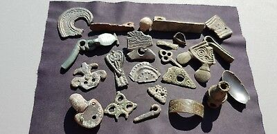 Absolutely Exquisite lot from Celtic to Medieval. Please read description. L110f