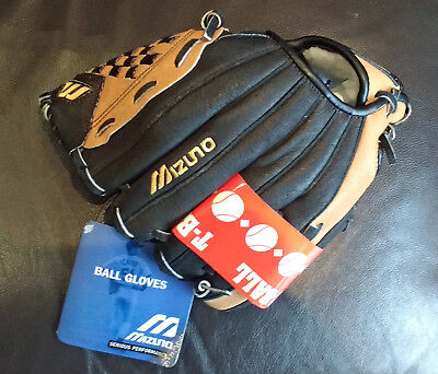 "Mizuno Baseball/T-Ball MMX100P Ballpark Series Leather 10"" Glove - New with tags"