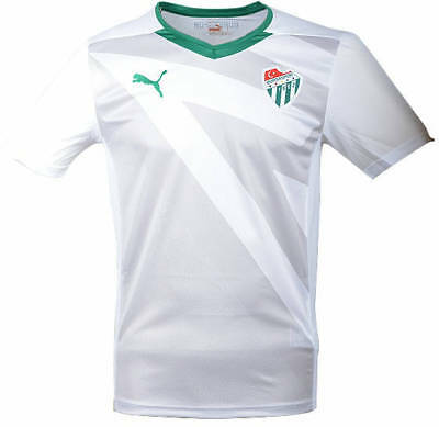 Puma Bursaspor Men's 2014/15 Away Football Shirt New 747693 XL