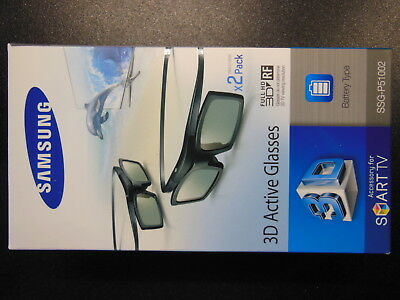 Samsung Full HD 2 3D Active Glasses SSG-P5100GB SSG-P51002/XC NE