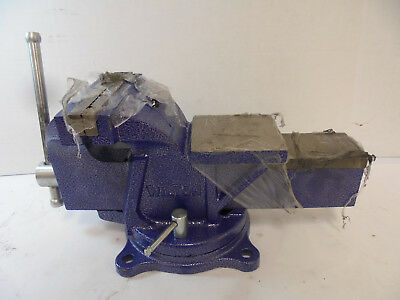 """Wilton Wilton Bench Vise, Jaw Width 6"""", Jaw Opening 6"""" WMH11106 NEW"""