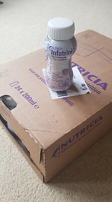Nutricia Infatrini Peptisorb for Infants - Ready to feed - 24x200ml