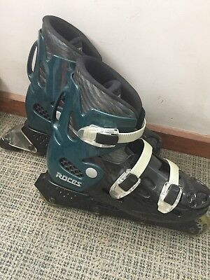 Roces Aggressive inline skates UK 10 / 11  barely used