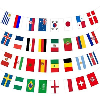 761436a957ff 3x5 Foot Polyester International Country Flags World Cup Flags  Indoor Outdoor
