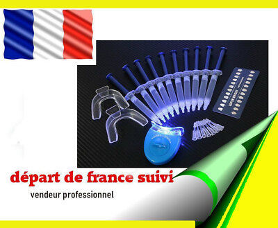 kit Blanchiment Dentaire Dents Blanche Kit peroxyde professionnel