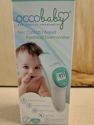 OCCObaby Clinical Forehead Baby Thermometer Limited Edition with Bonus