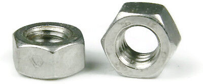 316 Stainless Steel Two Way Reversible Lock Nuts - All Sizes - QTY 100