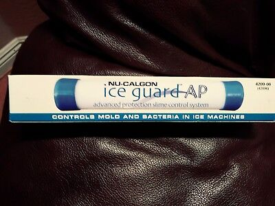 Nu-Calgon Ice Machine Cleaner, Filtration, Size 6 Oz