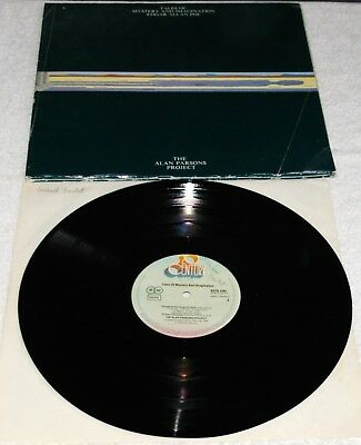 Vinyl LP The Alan Parsons Project Tales Of Mystery And Imagination