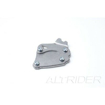 AltRider Side Stand Foot for the Suzuki V-Strom DL 650 - Silver