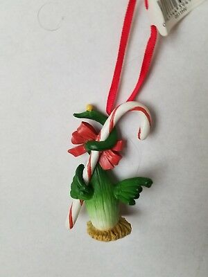 Onion Egret Home Grown by Enesco Christmas Ornament