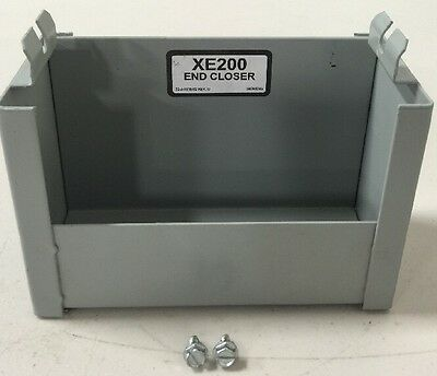 Siemens XE200 XJ-L Busway End Closer from X2004G 200A 480V Busway Bus Duct ITE
