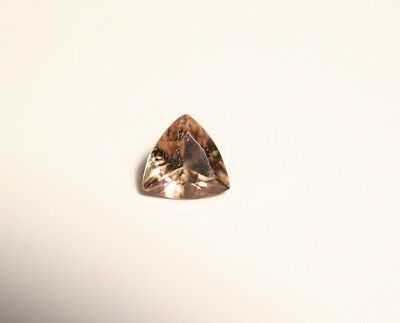 0.4ct BiColour Axinite - Rare Gem Quality Material With Excellent Clarity