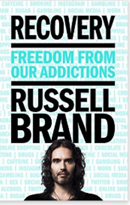 Recovery:Freedom From Our Addictions by Russel Brand Pdf Epub Mobi kindle tablet