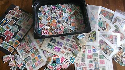 Europe, packs of 50 used stamps your choice of country from drop down list.