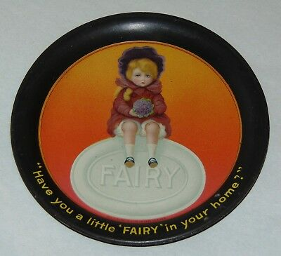 ANTIQUE Tip Tray FAIRY SOAP Tin EXCELLENT!