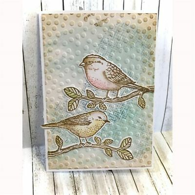 Crafts Photo Album Clear Transparent Stamp Scrapbooking Silicone Rubber Birds