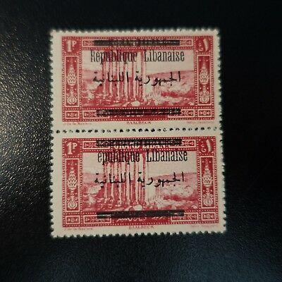 Colony Grand Lebanon N°86 Pair With Variety Of Overload Neuf Luxe Value