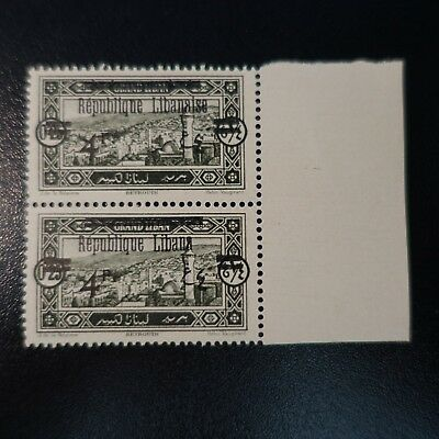 Colony Grand Lebanon N°90 Pair With Variety Of Overload Neuf Luxe Value