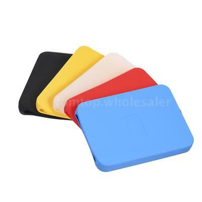 "2.5"" inch HDD Silicone Case Hard Drive Disk Cover Soft Case Bag for Seagate SSD"