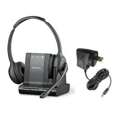 Plantronics Savi W720 Wireless Headset 83544-04