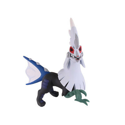 Pokemon Sun & Moon Silvally Silvady Gacha Capsule Act Toy Figure Collection