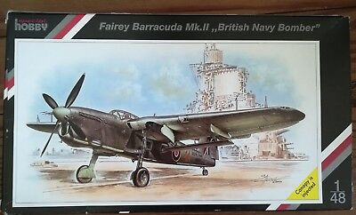 1/48 Fairey Barracuda Mk. II, Multi Media Bausatz, Special Hobby