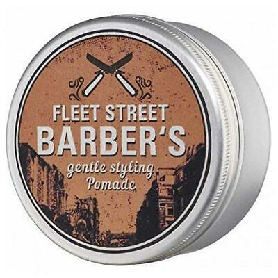 Fleet Street Barber's Pomade Gentle Men Männer Haar Styling starker halt 100ml