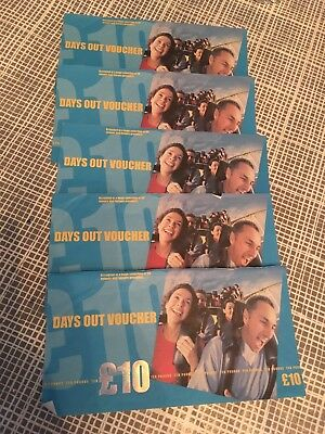 Days Out Vouchers