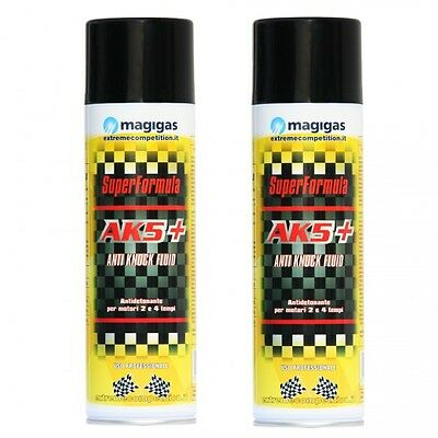 Magigas Ak5+ Additivo Concentrato Benzina 500Ml...