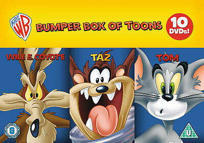 Looney Tunes Big Faces Box Set [2011] (DVD)
