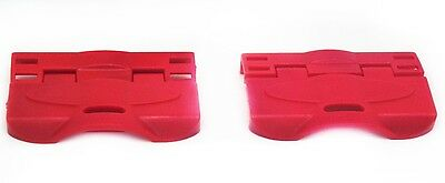 Megger AD-2 Case Clips /Clasps for Megger Electrical Testers Hard Cases 2001-649