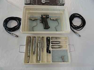 Stryker TPS Universal Driver Set - Drills Saws Collets ect. Surgical Orthopedic