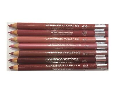 Maybelline Color Sensational Lip Liner Pencil - Choose Color