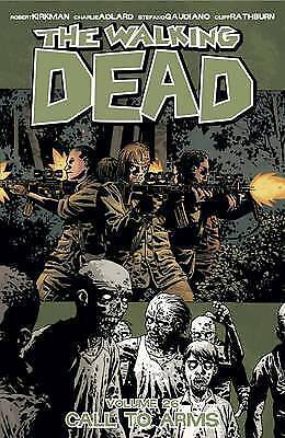 The Walking Dead graphic novel - Volume 26: Call To Arms