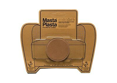 SUEDE MastaPlasta Self-Adhesive Repair Patch Small Circle 5cmx5cm.