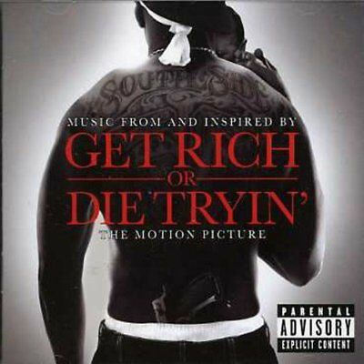 50 Cent - Get Rich Or Die Tryin'- The Soundtrack explicit_lyrics (CD)