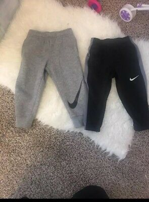 Toddler Nike Joggers 2t (two pair)