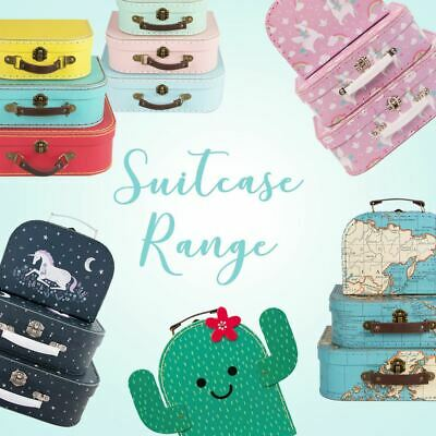 Mini Decorative SUITCASE Wedding Home Décor Storage
