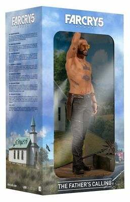FAR CRY 5 Statue JOSEPH THE FATHER'S CALLING 32cm Collectible Figure NEW SEALED