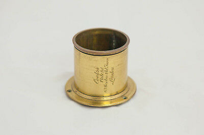 Brass Cooke's Patent Lens