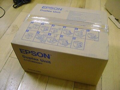 Epson C12C802221 Duplex Unit For Aculaser C2600 series - New and Boxed