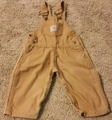 6 month Carhartt coveralls
