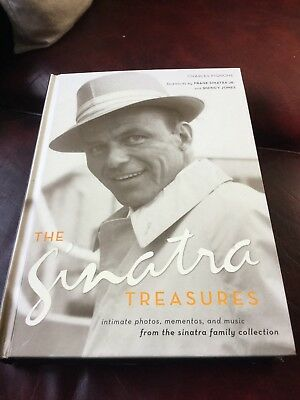 The SINATRA TREASURES 2004  LIMITED EDITION BY CHARLES PIGNONE STILL SEALED CD N