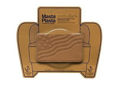 SUEDE MastaPlasta Self-Adhesive Instant Repair Patch FLAG 10cmx6cm